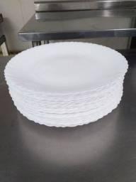Pratos Grandes Brancos-Campo Grande Ms