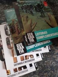 Livros Geografia Leituras e Interação