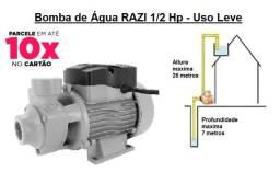 Bomba para poço até 7metros 1/2 Cv Nova Entregamos em Toda Campo Grande