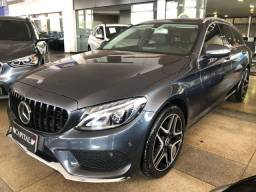 Mercedes-benz C 180 1.6 CGI ESTATE AVANTGARDE 16V TURBO 4P AUT