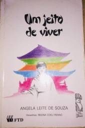 Livro: Um Jeito de Viver de Angela Leite de Souza