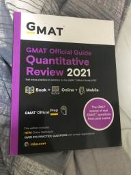 GMAT Official Guide 2021 - Quantitative Review