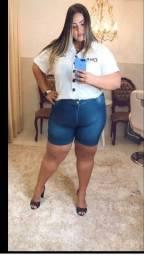 Calças e shorts Plus size