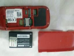 Telefone alcatel_usado _so pecas