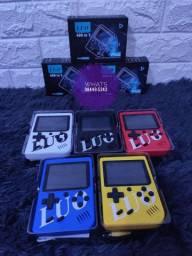 Mini Video Game Retro Portatil 400 <br>Jogos Na Memoria<br>