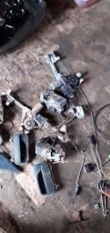Fechadura maçaneta máquina vidro vectra 98