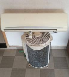 Ar condicionado 22000btus valor instalado