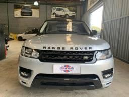 Título do anúncio: Range Rover Sport HSE diesel 2014