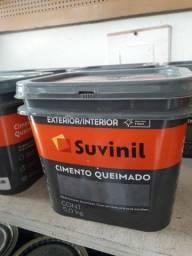 Tinta Suvinil cimento queimado 5 kg