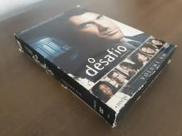 Dvds Série O Desafio 4 Volumes - 1 Temporada