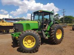 Trator New Holland Nh T 7060-4x4-cabine Ano 2011 R$ 118200