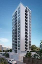 Título do anúncio: Apartamento com 2 quartos (1 suíte) à venda, 44 m² por R$ 654.000 - Pina - Recife/PE