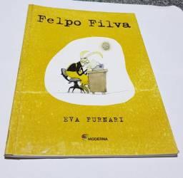 Livro paradidático Felpo Filva