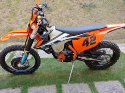 Título do anúncio: KTM 250 EXCF