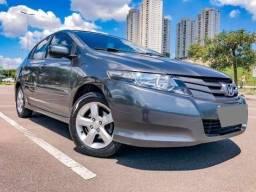 Carta de Crédito - Honda City 1.5 DX Flex 2012 FLEX - Entrada R$12.000