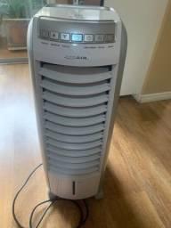 Climatizador Eletrolux ótimo para frio!
