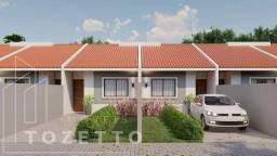 Título do anúncio: Casa para Venda em Ponta Grossa, Boa Vista, 2 dormitórios, 1 banheiro, 1 vaga