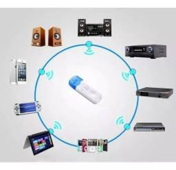O melhor preço e qualidade: Adaptador Receptor Bluetooth Usb Pendrive Carro Musica