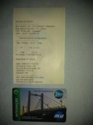 Título do anúncio: Cartão de passe tem 679,30.