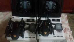 Drone Zangão Visuo Xs809hw Camera 2.0mp Pronta Entrega
