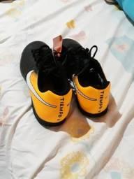 Chuteira society Nike tiempo tel 99678_1555
