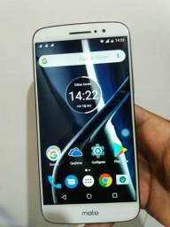"Motorola Moto M 32GB/4GB Lte Dual Sim Tela 5.5"" Camera 16MP+8MP"
