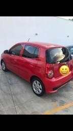Kia Picanto 2010/2011 automatico gasolina - 2011