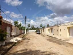 Casas planas no Eusébio, 6x30, no porcelanato