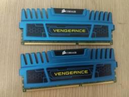 488fd02284 Kit memória 16Gb (2x8gb)DDR3-1600 Corsair Vengeance