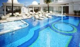 Excelente lançamento, 5 suites, otima vista mar, 3 vagas em meia praia