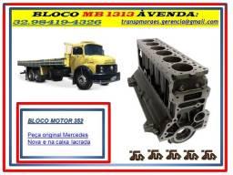 Bloco mercedes MB1313 352: novo