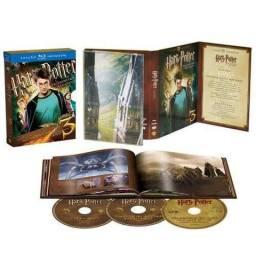 Harry Potter e O Prisioneiro Azkaban - Edição Definitiva - 3 Discos comprar usado  Brasília