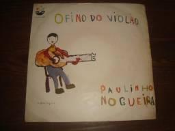 Paulinho Nogueira, O Fino do Violão, Lp vinil usado