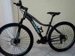 VENDO bicicleta Oggi Feminina Aro 29Quadro17