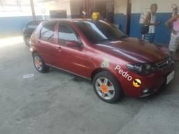 Palio pitbull .1.0, gnv, pneus novos som de mala - 2005