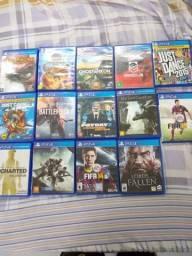 Jogos de PS4 barato pra sair rápido apartir de 30 reais