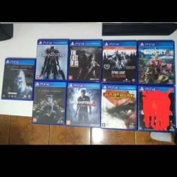 Jogos PS4 originais qualquer um por 60