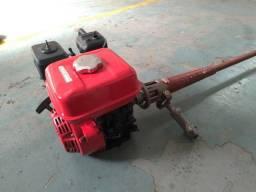 Motor estacionario honda com rabeta