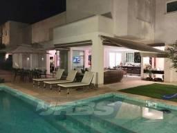 Sobrado com 4 dormitórios à venda, 400 m² por R$ 2.750.000,00 - Jardins Milão - Goiânia/GO
