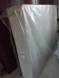 Base cama box herval