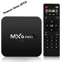 TV Box Smart TV aparelho/configuração/instalação