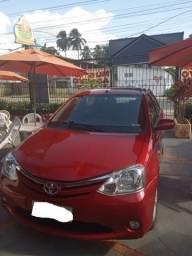 Toyota Etios Sedan XLS Impecável - 2013