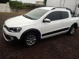Volkswagen Saveiro 1.6 16v Cross Cab. Dupla Total Flex 2p - 2016