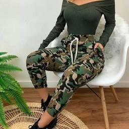 Calça Militar feminina