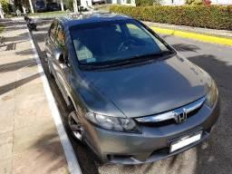 Honda Civic Automático 1.8, Flex, único dono, todas as revisões feitas em concessionária - 2009