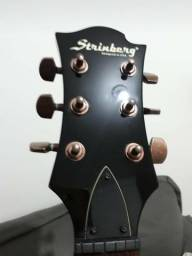 Guitarra Les Paul Strinberg LPS-200 TWR - Translucent Wine Red