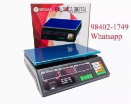 Balança digital 40Kg - 2g [Nova][Garantia]