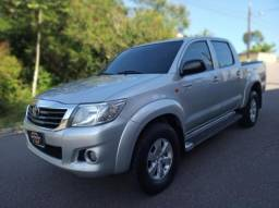 Hilux CD SR 4x2 2.7 16V/2.7 Flex Aut. - 2014