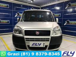 FIAT DOBLÒ 2017/2018 1.8 MPI ESSENCE 7L 16V FLEX 4P MANUAL - 2018