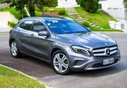 Mercedes GLA-200 Blindada c/ Teto 22mil km Benz GLA200 Abaixo da Fipe 2015 - 2015